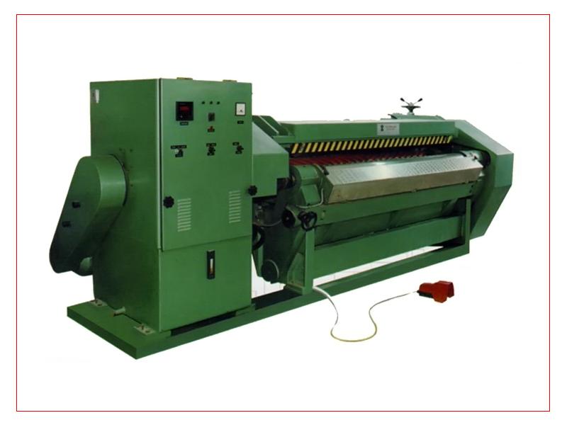 Deri Ütüleme Makinası