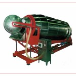 Hydraulic S.S. Mixer Drum