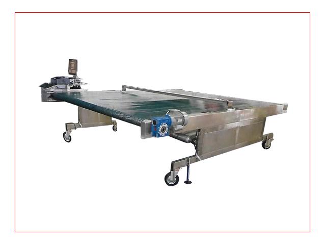 Kromlu Deri Ölçme Makinası